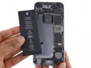 iphone baterijas nomaiņa