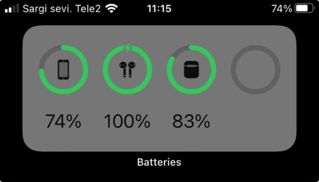 iphone battery status